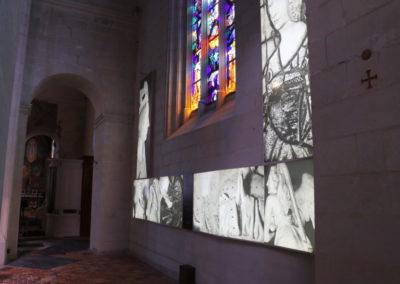 """La chapelle """"éclairée"""""""