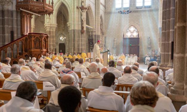 Nominations de prêtres à compter du 1er septembre 2021