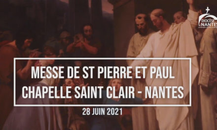 Messe des saints Pierre et Paul