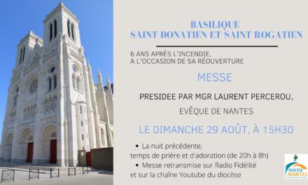 Basilique Saint-Donatien-et-Saint-Rogatien