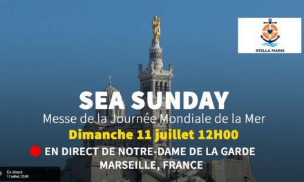 Messe de la journée mondiale de la mer