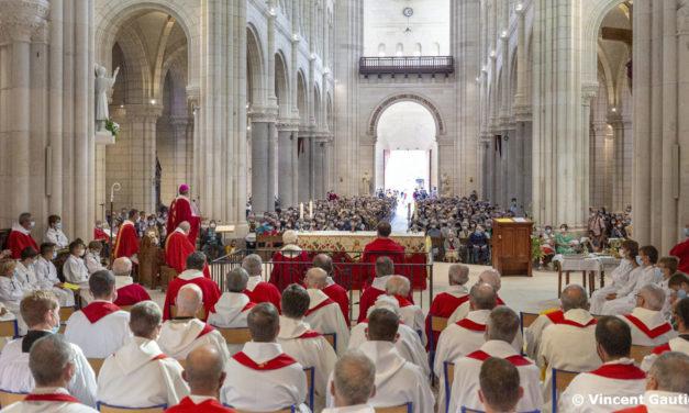 Réouverture de la Basilique Saint-Donatien-et-Saint-Rogatien