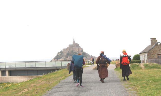 Pèlerinage Nantes – Le Mont-Saint-Michel