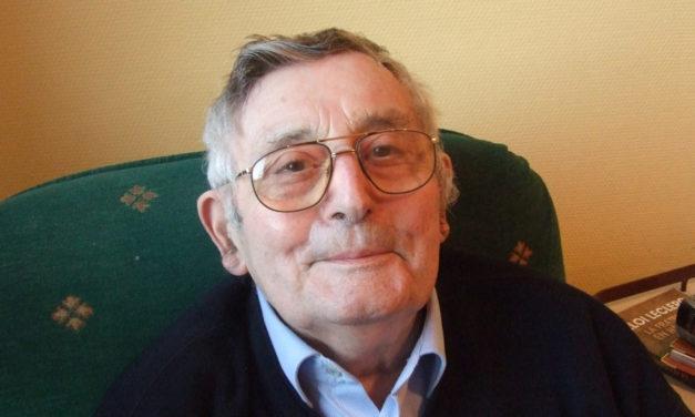 7 août 2021 : décès du père Francis Sauvêtre