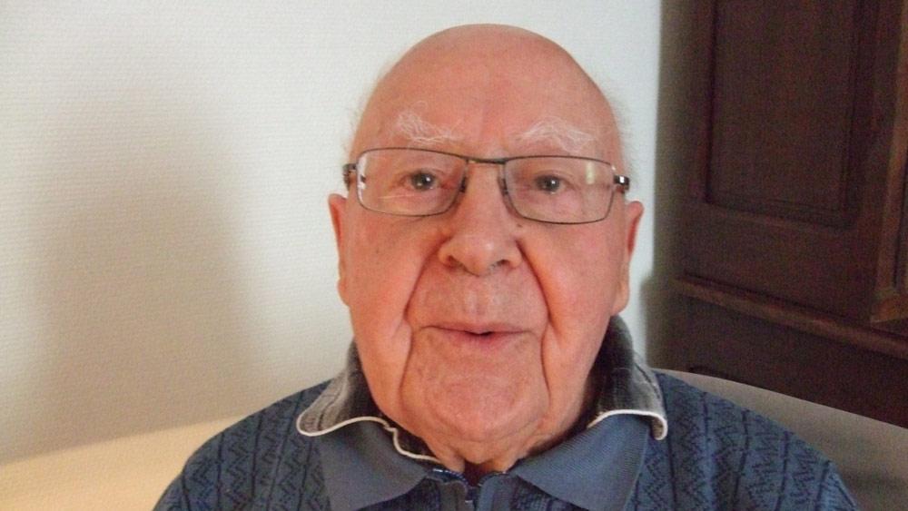 22 septembre 2021 : décès du père Georges Belleil