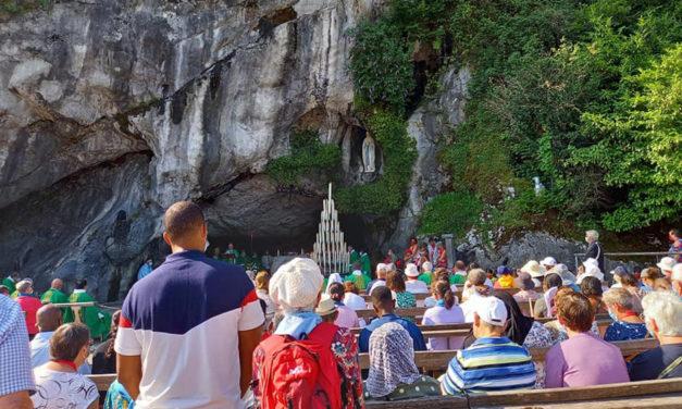 Voyage de l'Espérance à Lourdes