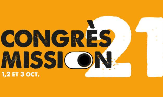 Congrès Mission de l'Ouest