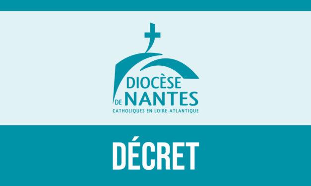 « Traditionis Custodes » dans le diocèse de Nantes