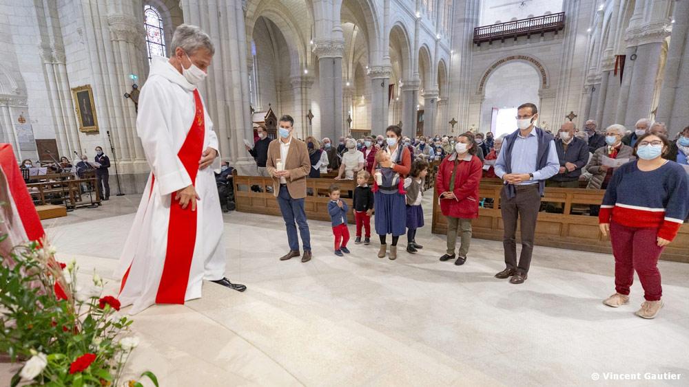 Lancement diocésain du synode sur la synodalité