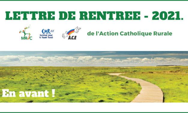 L'Action Catholique Rurale du 44