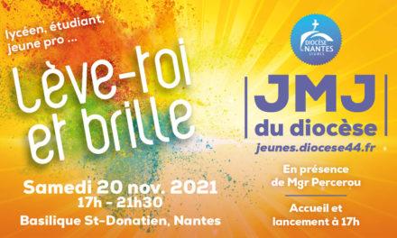 JMJ diocésaines : Save the date !